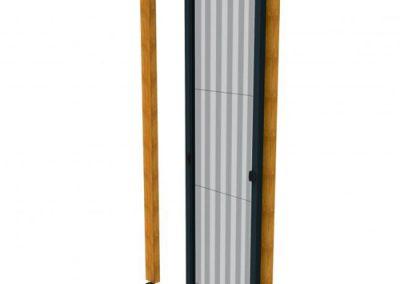 Plissehor-deur-tegel