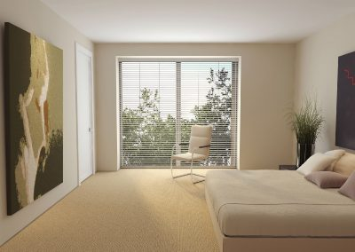 zonnelux-aluminium jaloezie-slaapkamer1