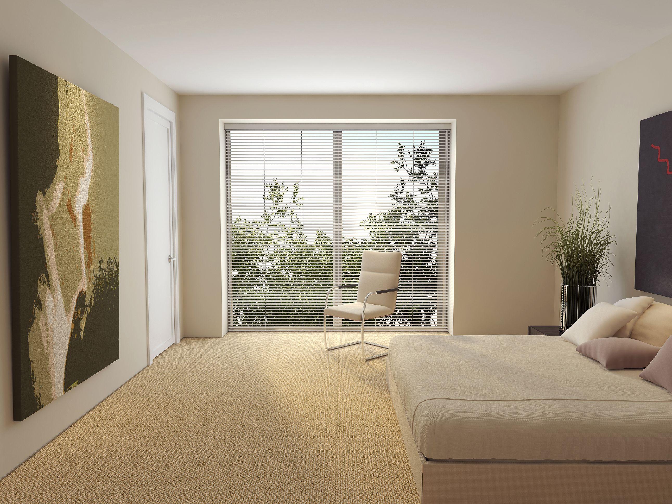 zonnelux aluminium jaloezie slaapkamer1