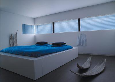 zonnelux-plisse-slaapkamer